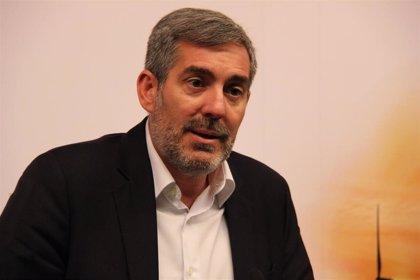 """Clavijo, sobre el 'tuit' de Díaz Guerra (PP) acerca del albergue: """"Esto no es un concurso de ocurrencias"""""""