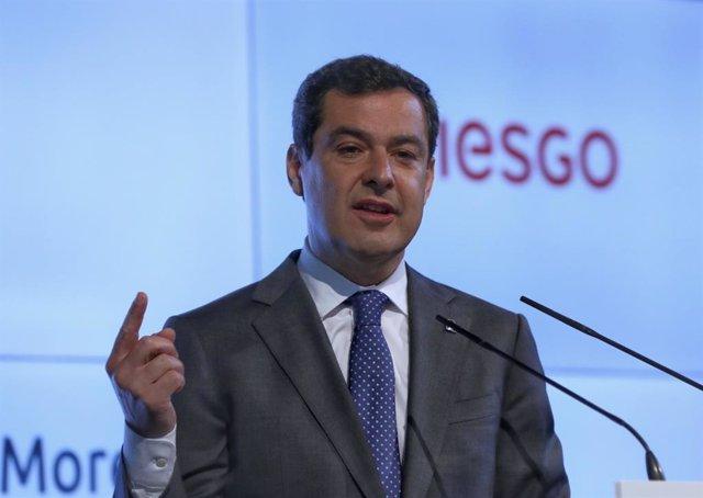 AV.- Moreno anuncia que el Presupuesto de 2019 crecerá un 5 por ciento y se remitirá al Parlamento el 31 de mayo