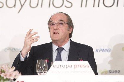 """Gabilondo asegura que si gobierna el 98% de los madrileños """"no pagarán un euro más de impuestos"""""""