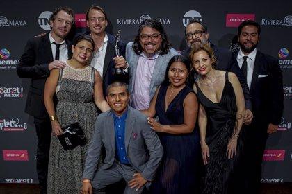 Roma, gran triunfadora en los Premios Platino con cinco galardones