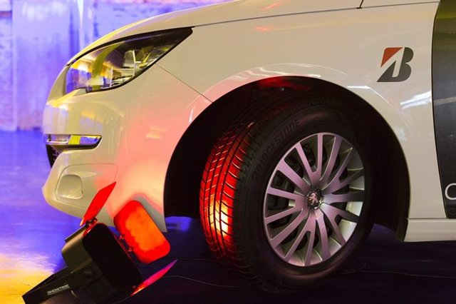 Neumático de Bridgestone