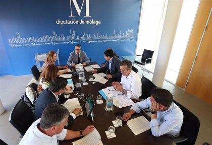 La Diputación de Málaga aprueba la prórroga del servicio de ayuda a domicilio a 467 dependientes hasta final de año