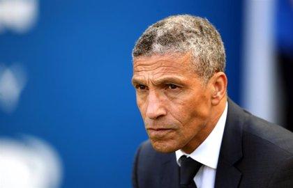 El Brighton destituye a su entrenador Chris Hughton