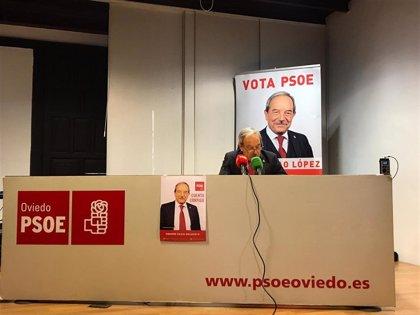 López (PSOE) presenta más de 200 actuaciones territoriales en barrios y zona rural