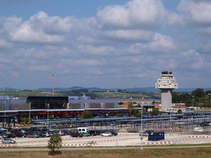 Los pasajeros del aeropuerto de Santander suben un 7,6% en abril