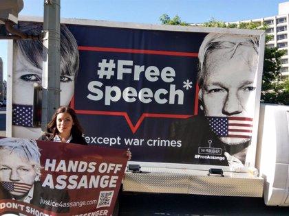 La defensa de Assange se opondrá a la entrega de sus documentos a Estados Unidos