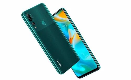Huawei Y9 2019, con cámara trasera triple y cámara frontal extraíble