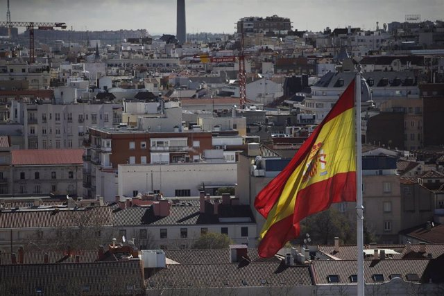 Recursos de Madrid desde la Torre Colón