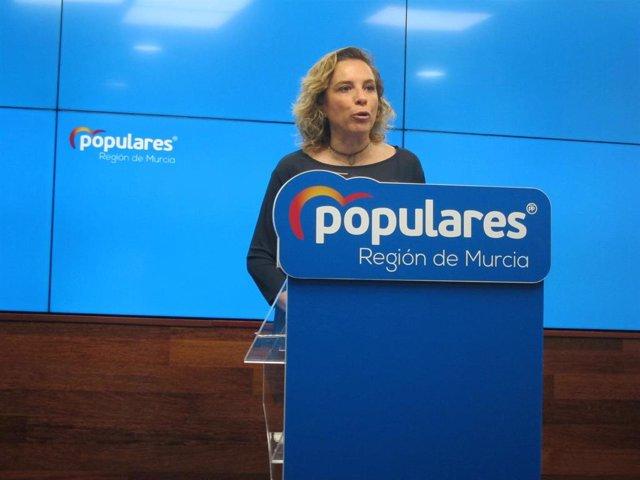 """26M.- Cachá: """"Los Murcianos Deben Elegir Entre Modelo PP Con Una Economía Fuerte O Una Que Se Enfría Liderada Por PSOE"""""""
