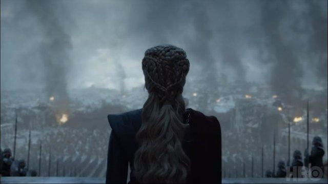 Tráiler final de Juego de Tronos: Daenerys, desatada en el adelanto del 8x06