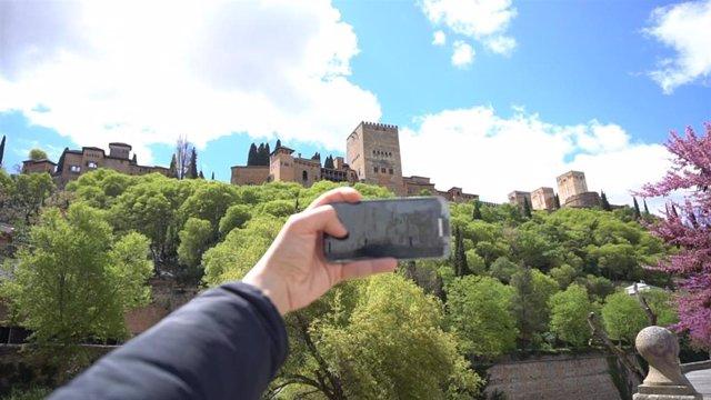 Granada.- Turismo.- Blogueros e 'instagramers' divulgan este fin de semana los atractivos de la ciudad en las redes