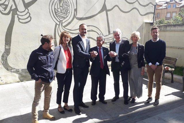 26M.- El PRC Propone Proyectos Comunes Para Santander Y Torrelavega