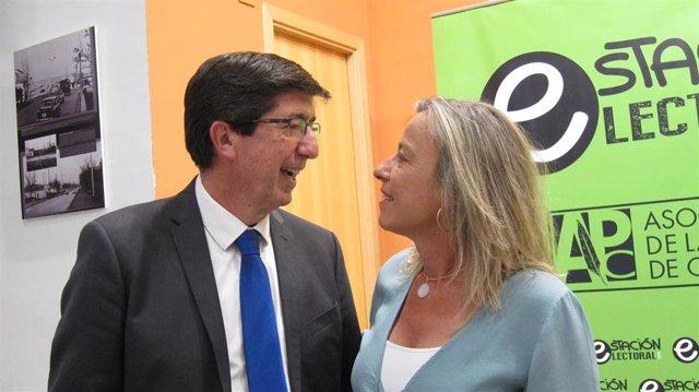 """Marín (Cs) dice que el presupuesto de la Junta cubrirá """"muchas deficiencias"""" de los últimos años"""