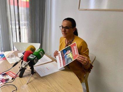 Masías (Cs) apostará por medidas para captar empresas en Ciudad Real y auditará los servicios externalizados