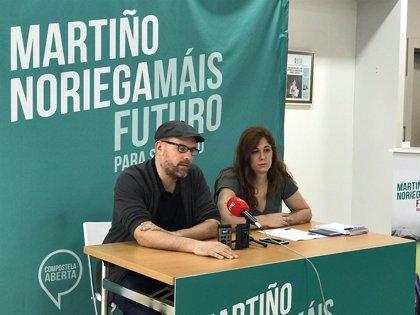 """Martiño Noriega ve """"muy distorsionadas"""" las últimas encuestas y cree que está en """"posición"""" de revalidar la Alcadía"""