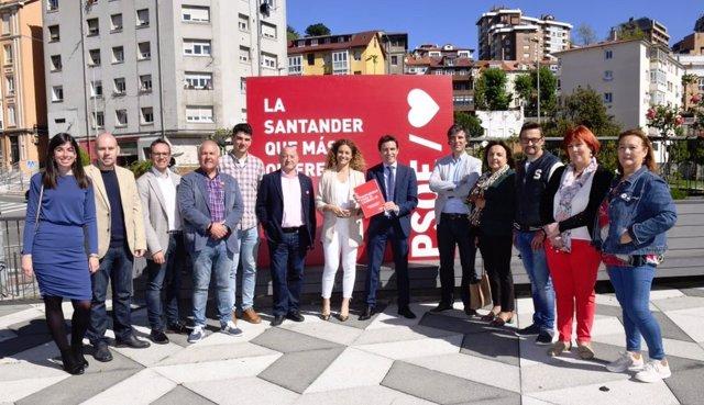 """26M.- Casares Presenta 275 Medidas Para """"Mejorar La Vida De La Gente"""" Y Lograr """"El Cambio Histórico"""" En Santander"""