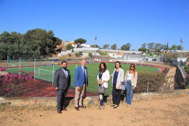 """Huelva.-Educación.-Imbroda destaca que el bádminton es """"eje estratégico como punta de lanza"""" del deporte en la provincia"""