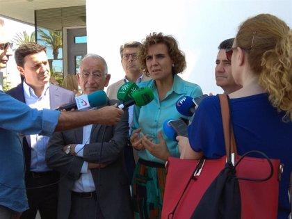 "Montserrat (PP) afea a Vox que ""esconda"" que se integrara con ""Le Pen, Salvini o los flamencos de Puigdemont"""