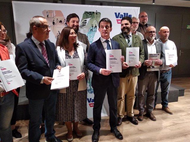 """26M.- Valls Quiere Dar """"Autonomía De Gestión"""" A Montjuïc Con Una Figura Administrativa Propia"""