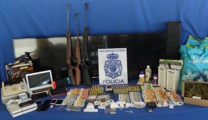 Detenidas cinco mujeres acusadas de formar un grupo destinado a la venta de drogas en Plasencia