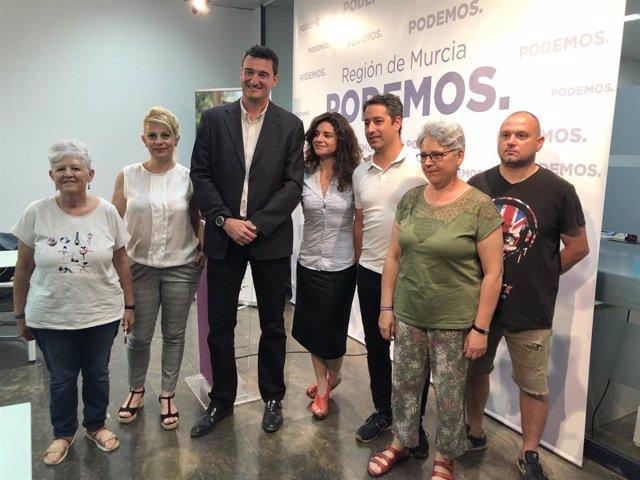 26M.-Podemos-Equo Propone Plan En Barrios Y Pedanías Para Romper Desigualdad Y Crear 600 Plazas Y 10 Escuelas Infantiles