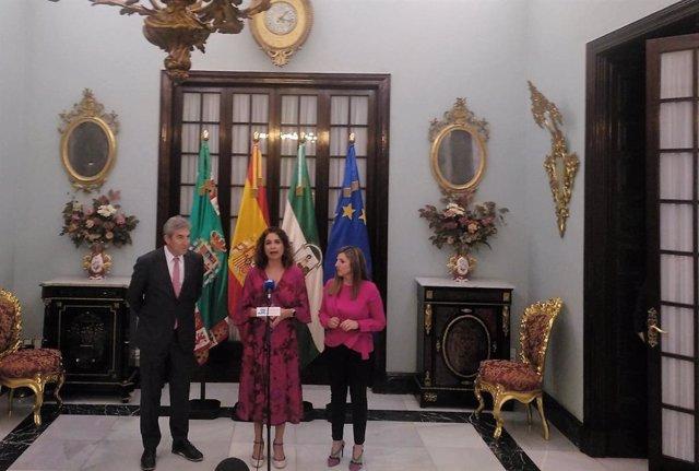 """Montero dice que la idea del PSOE es """"gobernar en solitario con acuerdos puntuales"""", aunque se verá después del 26M"""