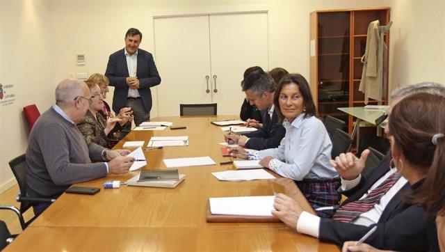 Cultura reúne por primera vez a la Comisión de Patrimonio Documental como órgano de consulta en la materia
