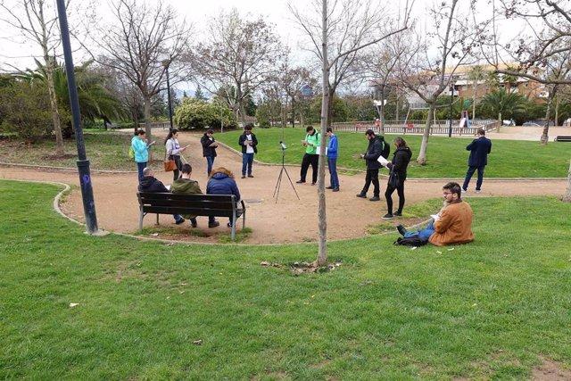 Granada.- Investigadores realizarán 'paseos sonoros' por Granada para medir su clima acústico