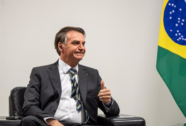 German Foreign Minister Maas in Brazil