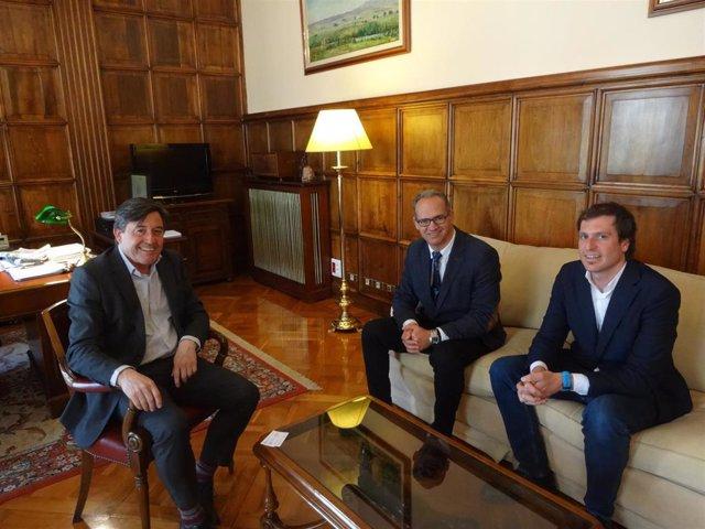 José Antonio Pellitero Abia es el nuevo delegado de la Agencia Estatal de Meteorología en La Rioja