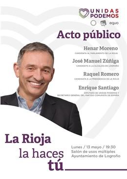 26M.- La Aritmética Electoral Posibilita Poner En Marcha Un Gobierno De La Izquierda En La Rioja