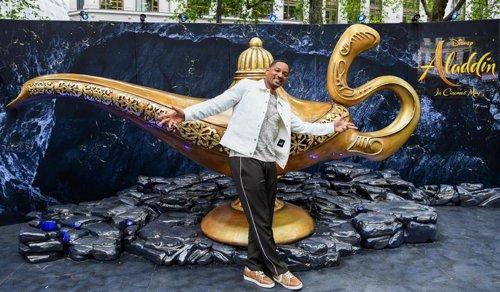 """Will Smith es el Genio en el remake de Aladdin: """"La gran novedad es que ahora Jasmine quiere gobernar"""""""