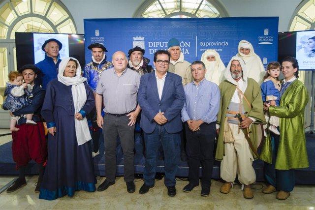"""SaboresAlmería.-Padules acogerá de nuevo la recreación histórica de 'La paz de las Alpujarras' con un """"intenso"""" programa"""