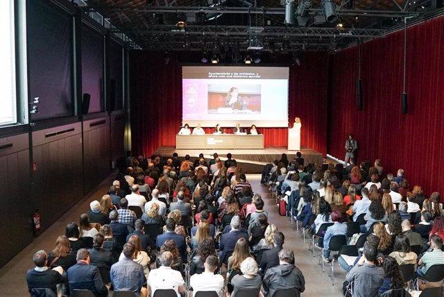 Unas 400 personas y 145 empresas participan en la V Jornada de Networking Espai Làbora de Barcelona