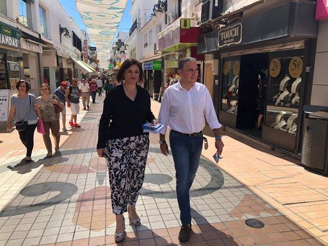"""Málaga.- 26M.- Bendodo asegura que el PP será un """"contrapeso"""" bajando impuestos """"cada vez que el PSOE los suba"""""""