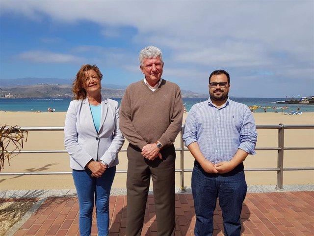 26M.-NC Apuesta Por Crear Un Centro De Trabajo De Conexión De La Solidaridad Internacional En Las Palmas De Gran Canaria