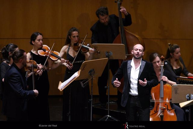 La ópera 'Agrippina' de Händel llega este jueves al Teatro Real de Madrid en forma de concierto único