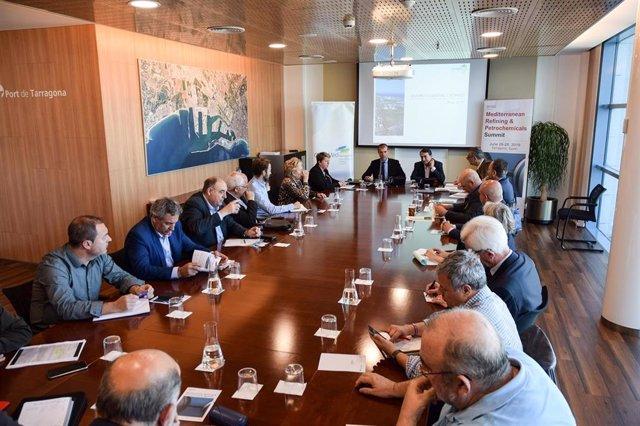 El clúster químico ChemMed Tarragona celebra su asamblea general
