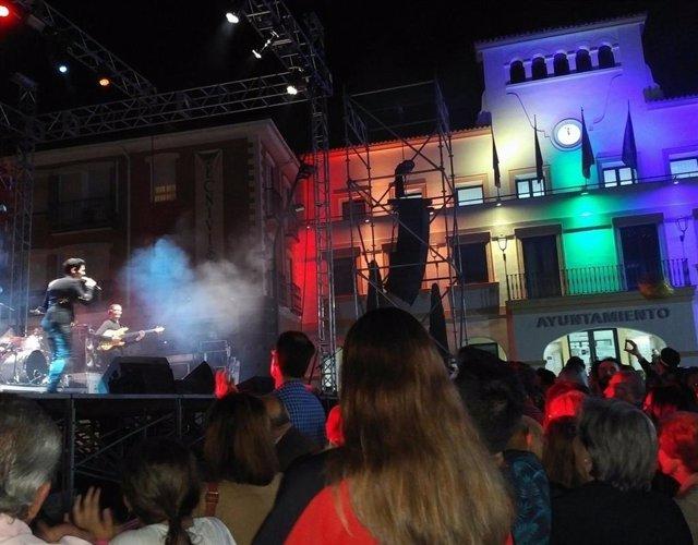 Las Nancys Rubias y Mario Vaquerizo inaugurarán en San Sebastián de los Reyes el Orgullo LGTBi de la zona Norte