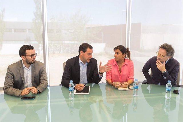 26M-Pablo Fernández Abre Mañana El Primer Debate Regional Que Abordará Despoblación, Economía, Fiscalidad Y Regeneración