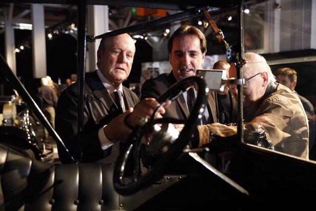 Fira.- Automobile Barcelona acull la primera exposició de l'automòbil per a invidents
