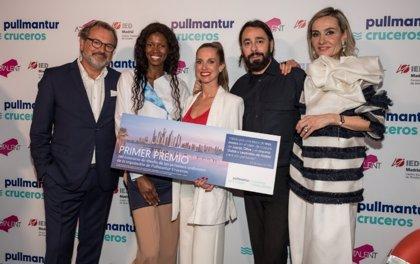 La tripulación de Pullmantur Cruceros estrenará uniformes con la firma de Natalia Pestaña