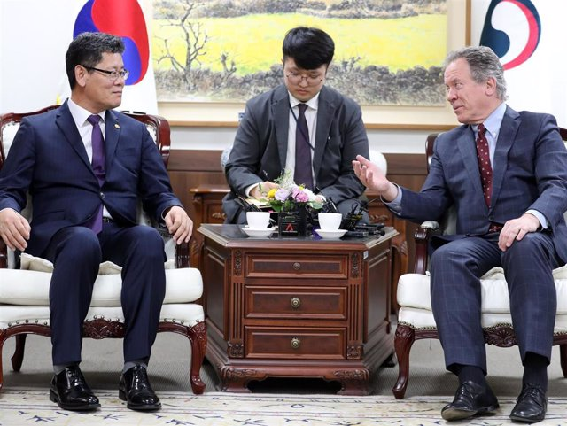 Executive Director of World Food Programme visits Seoul