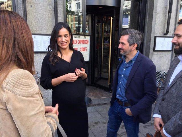 """Villacís afea a Carmena su tendencia de """"repartir carnés feministas"""" porque ella no es la única que defiende igualdad"""