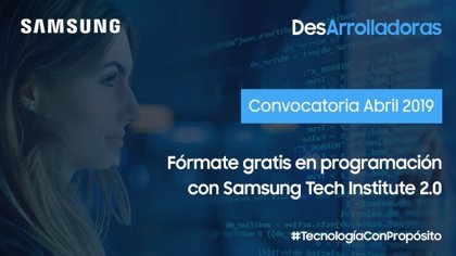 Samsung lanza la segunda edición de DesArrolladoras para fomentar la programación en las mujeres