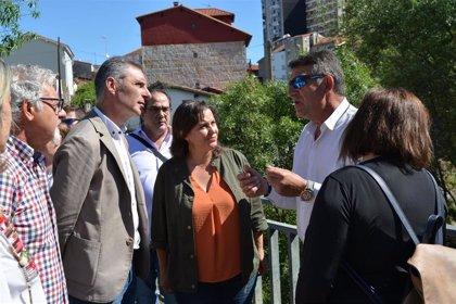 """Ana Miranda sostiene que """"el PP no está cumpliendo la directiva marco del agua establecida por la Unión Europea"""""""