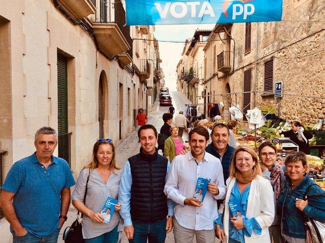 26M.- El PP Promet Noves Ajudes Per al Sector Artesà De Mallorca