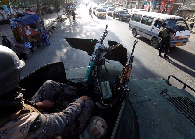 Irak.- Estado Islámico se atribuye la responsabilidad del ataque contra el Ministerio de Información afgano