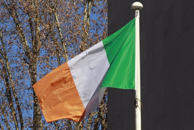 Bandera, banderas de Irlanda