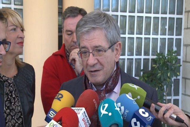 Exministre Enrique Baró